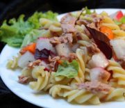 Fusilli Pasta And Tuna Salad