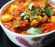 Bell Pepper curry