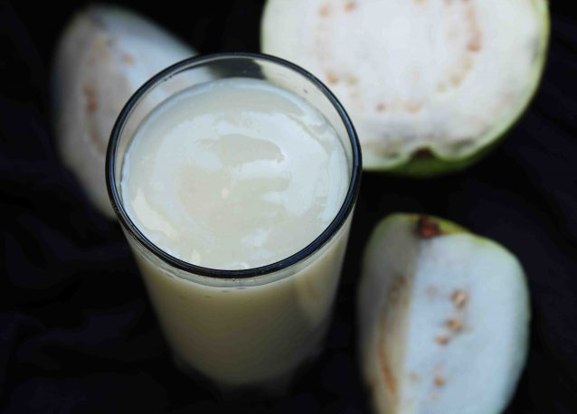 Refreshing Guava Milkshake Recipe