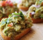 chickpeas and avocado toast