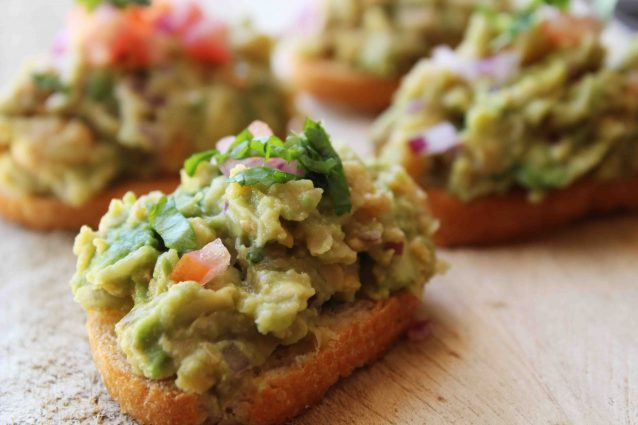 Chickpeas, Avocado Toast Recipe