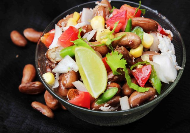 Rajma / Kidney Bean Salad