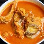 Kanambu / Mullet Fish Curry