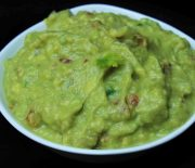 Traditional Guacamole Recipe