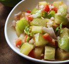 Star Fruit / Carambola Salad