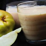 Green Pear & Almond Smoothie