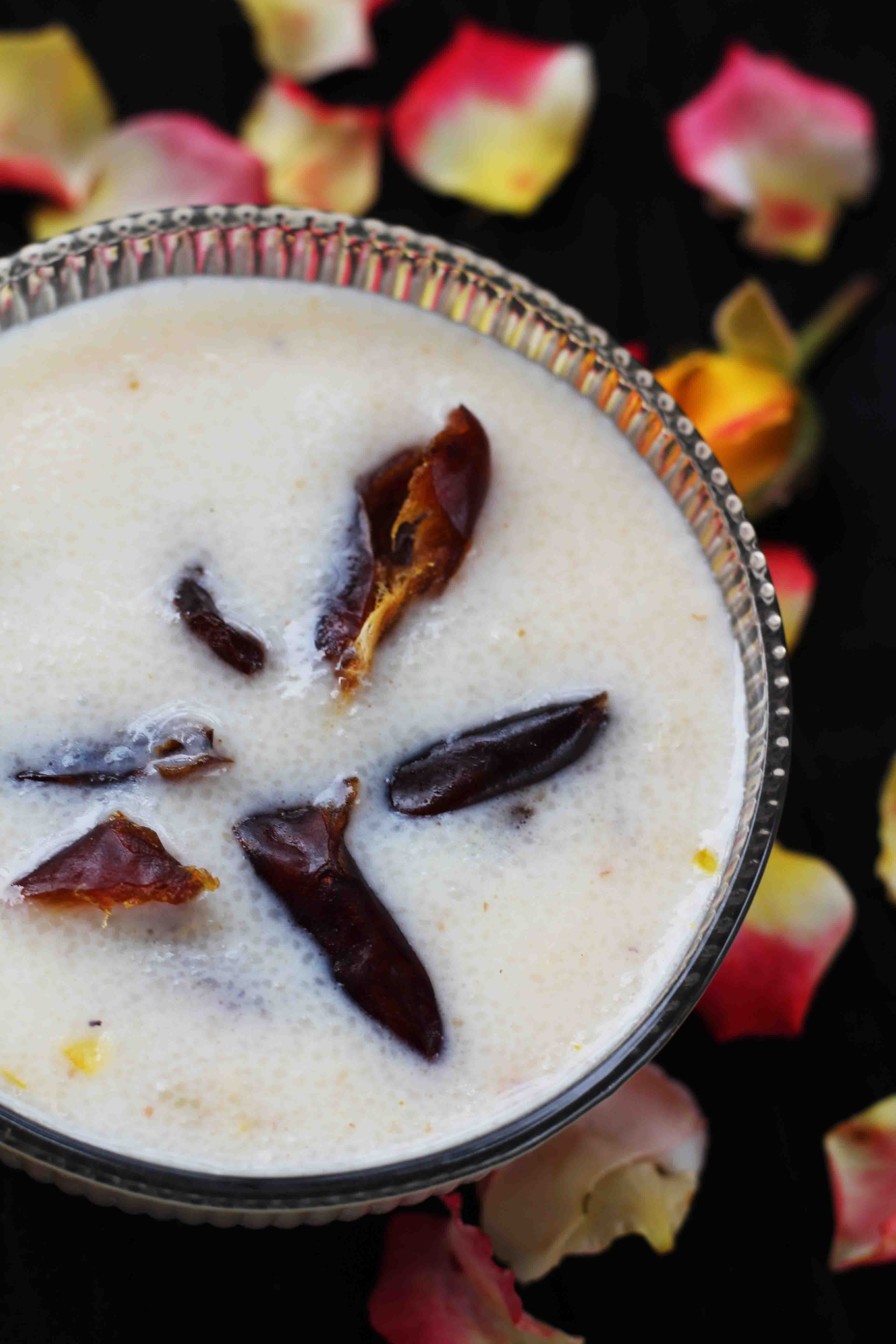 Rava & Dates Payasam