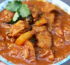 Pork & Coconut Curry