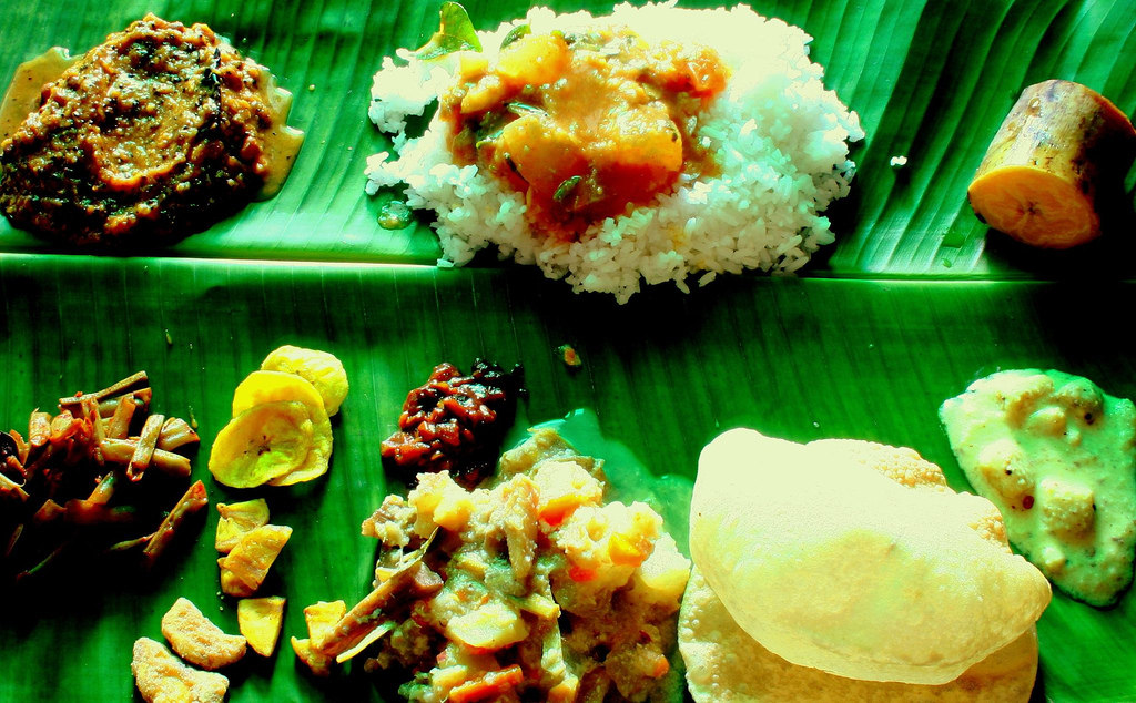 Celebrating Onam & Grand Onam Sadhya