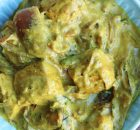 Fish Molly/ Fish Molee/Kerala Style Fish Stew