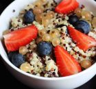 Quinoa & Berries Porridge
