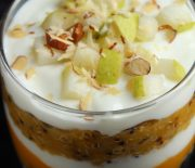 Quinoa & Pumpkin Pudding