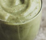 Golden Quinoa & Avocado Shake