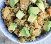 Quinoa Curry Bowl Recipe