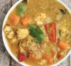 Lentil Vegetables Quinoa Stew
