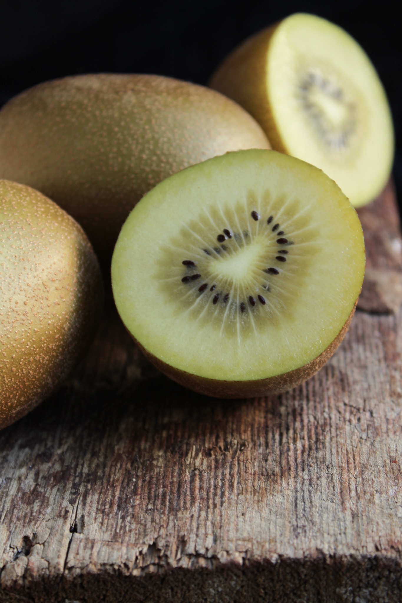Golden Kiwi & Quinoa Smoothie