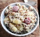 Apple Cinnamon Quinoa Breakfast