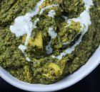 Murg Saagwala/Chicken In Rich Spinach Gravy