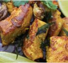 How To Make Masala Fried Salmon