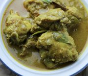 Onam Special Chicken Curry