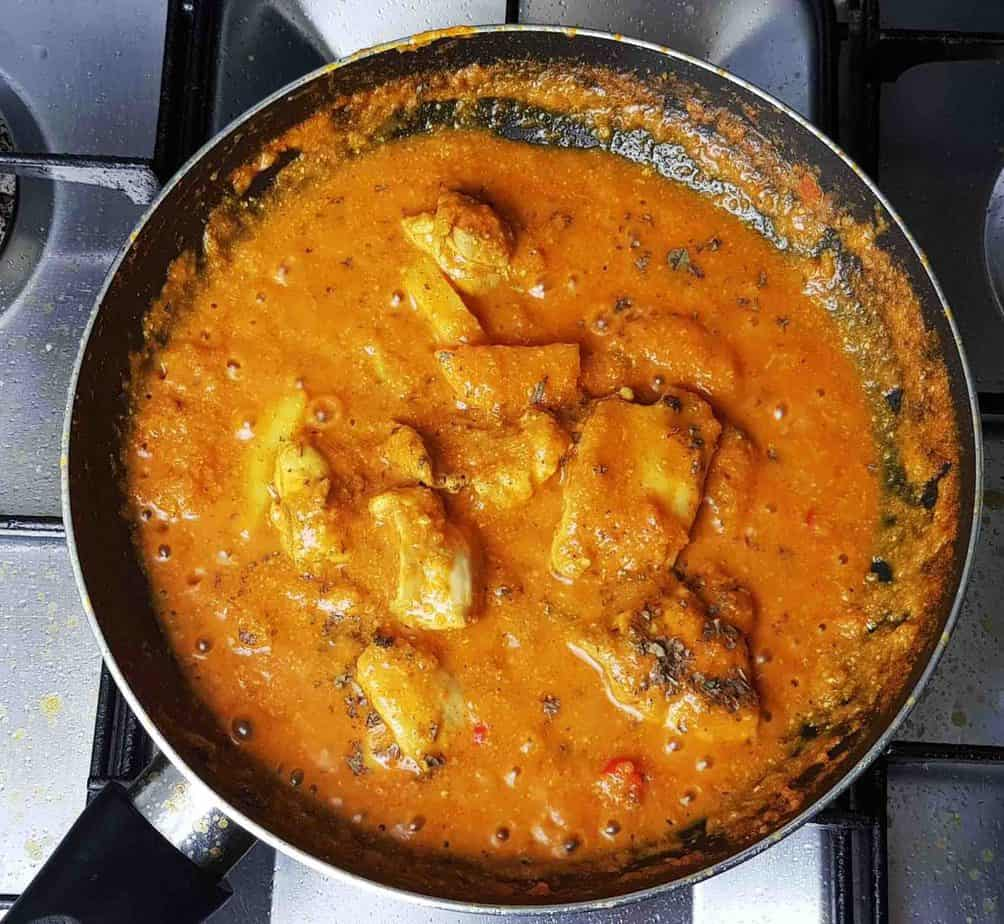 How To Make Chicken Aloo (Chicken & Potato Curry)