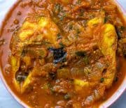 Quick & Easy Masala Fish Curry Recipe