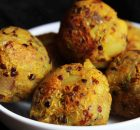 Pan Fried Quinoa & Vegetable Balls