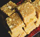 Traditional Coconut Burfi Recipe