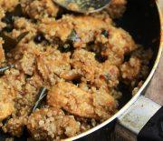 One Pot Spiced Chicken & Quinoa Recipe