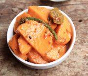 Carrot Achar/ Carrot Pickle/ Gajar Ka Achar(Punjabi Style)
