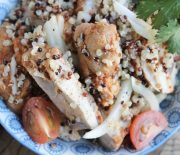 Tandoori Chicken & Quinoa Salad