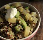 Delicious Kiwi & Quinoa Salad