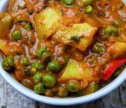 Aloo Matar Curry