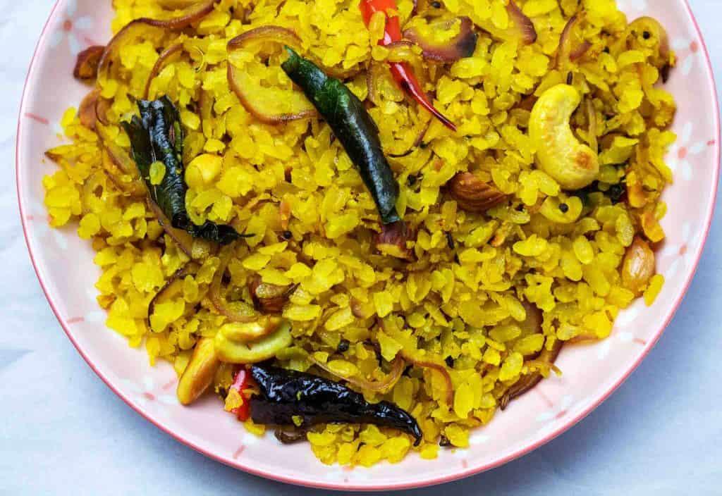Delicious Poha Recipe