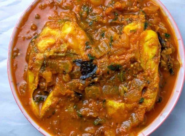 Quick & Easy Masala Fish Curry Recipe